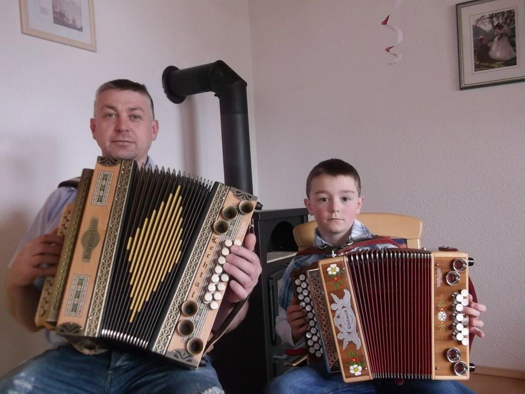 Udo und Marcell - ein Tiroler Duo!